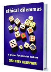 Ethical Dilemmas by Geoffrey Klempner